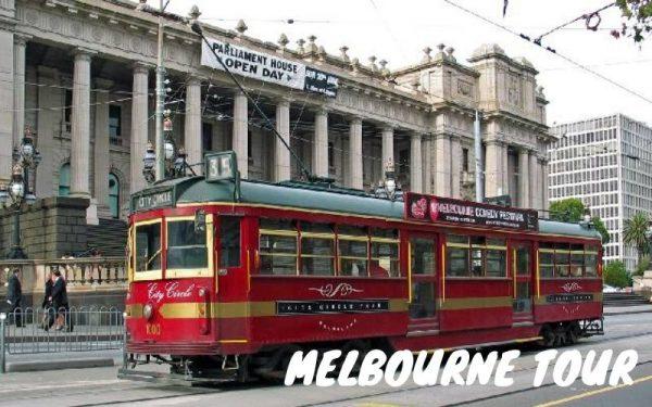paket tour melbourne australia