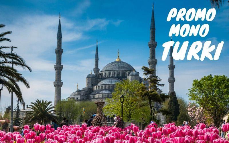 Paket tour turki murah