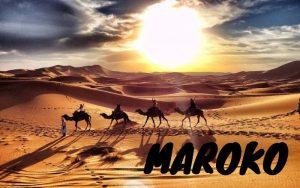 paket tour maroko