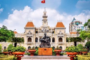paket tour saigon