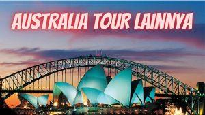 paket tour australia