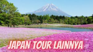 paket tour japan