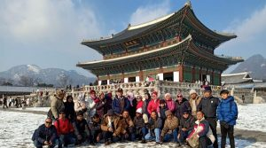 group tour korea