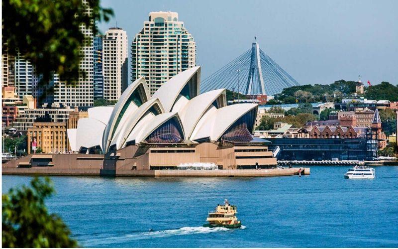 paket tour sydney australia
