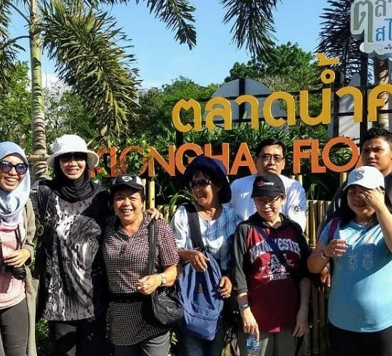 paket tour thailand
