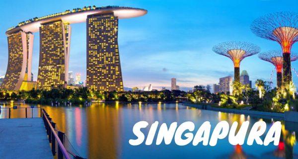 PAKET TOUR SINGAPURA
