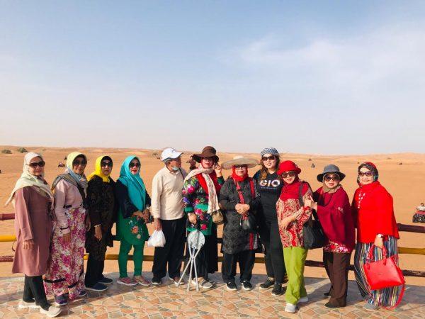 group paket tour dubai