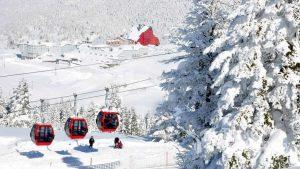 paket tour ski turki