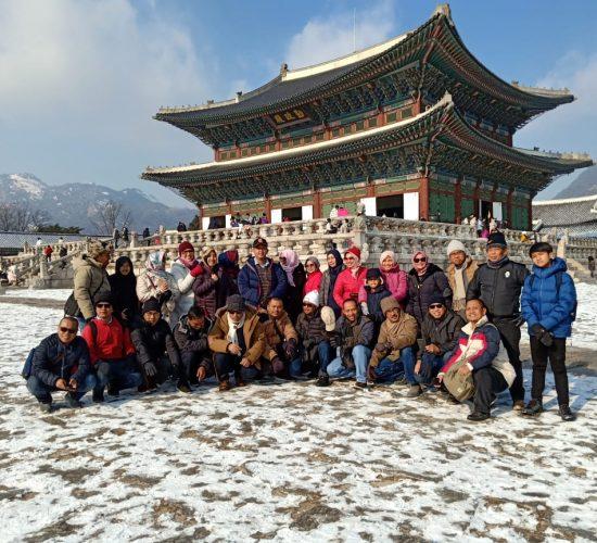Korea Selatan Tour Grup